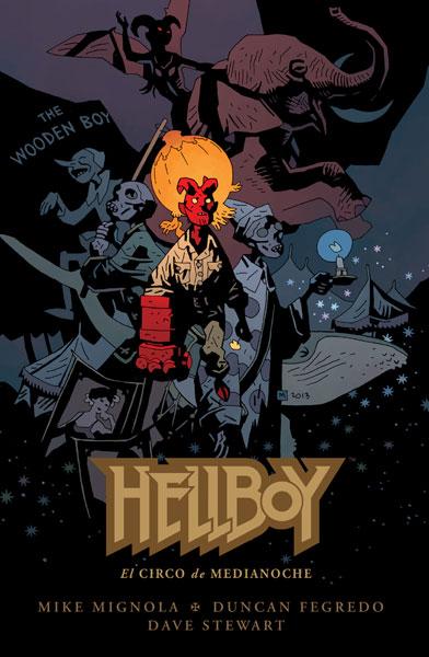 HELLBOY 18: El Circo de Medianoche