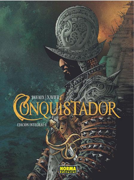 CONQUISTADOR: Edición Integral 1