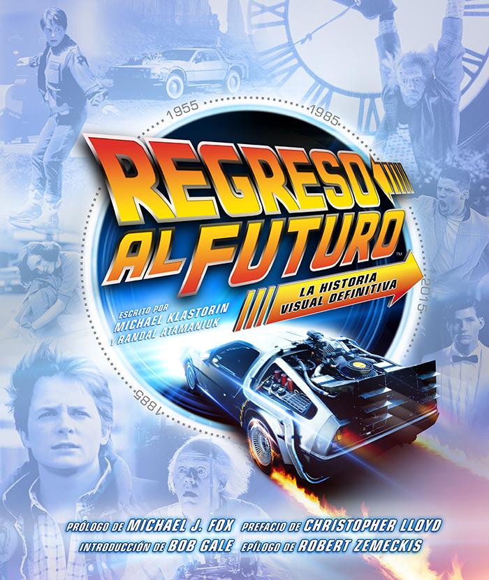 """Reserva el libro de """"Regreso al futuro"""" y gana un viaje en el auténtico Delorean"""