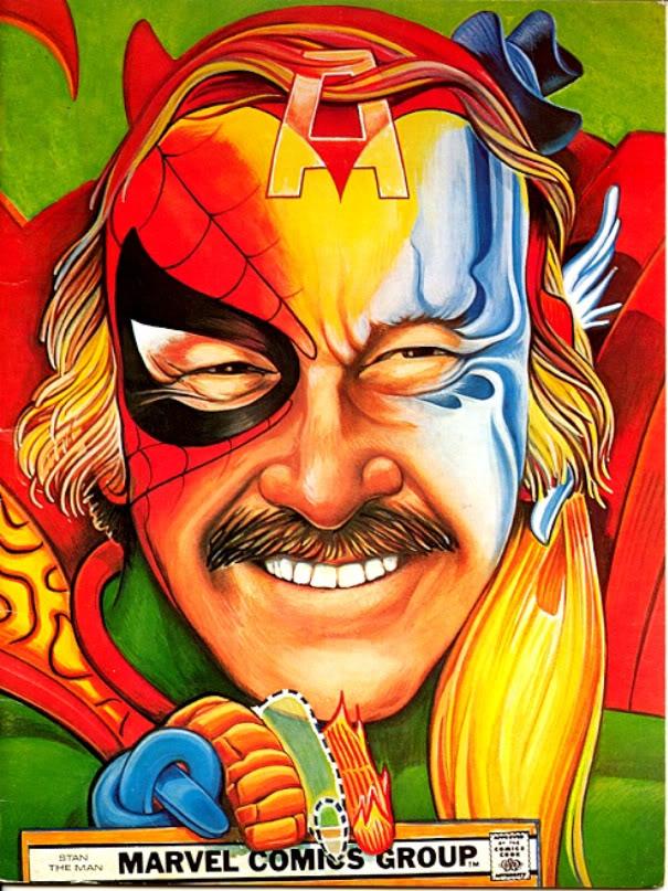 Stan Lee Y Marvel. Una Unión Indisoluble
