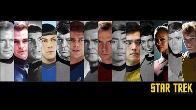 Star Trek. Pasado, futuro (1)