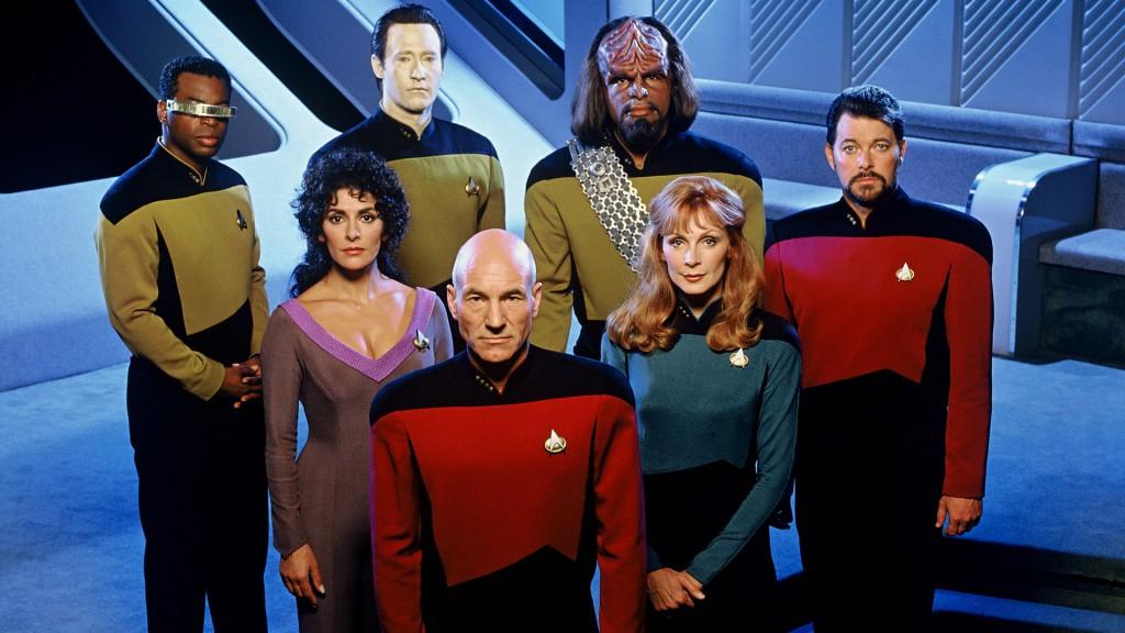 Star Trek. Pasado, futuro (2)