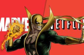 Marvel y Netflix juntos para Iron Fist