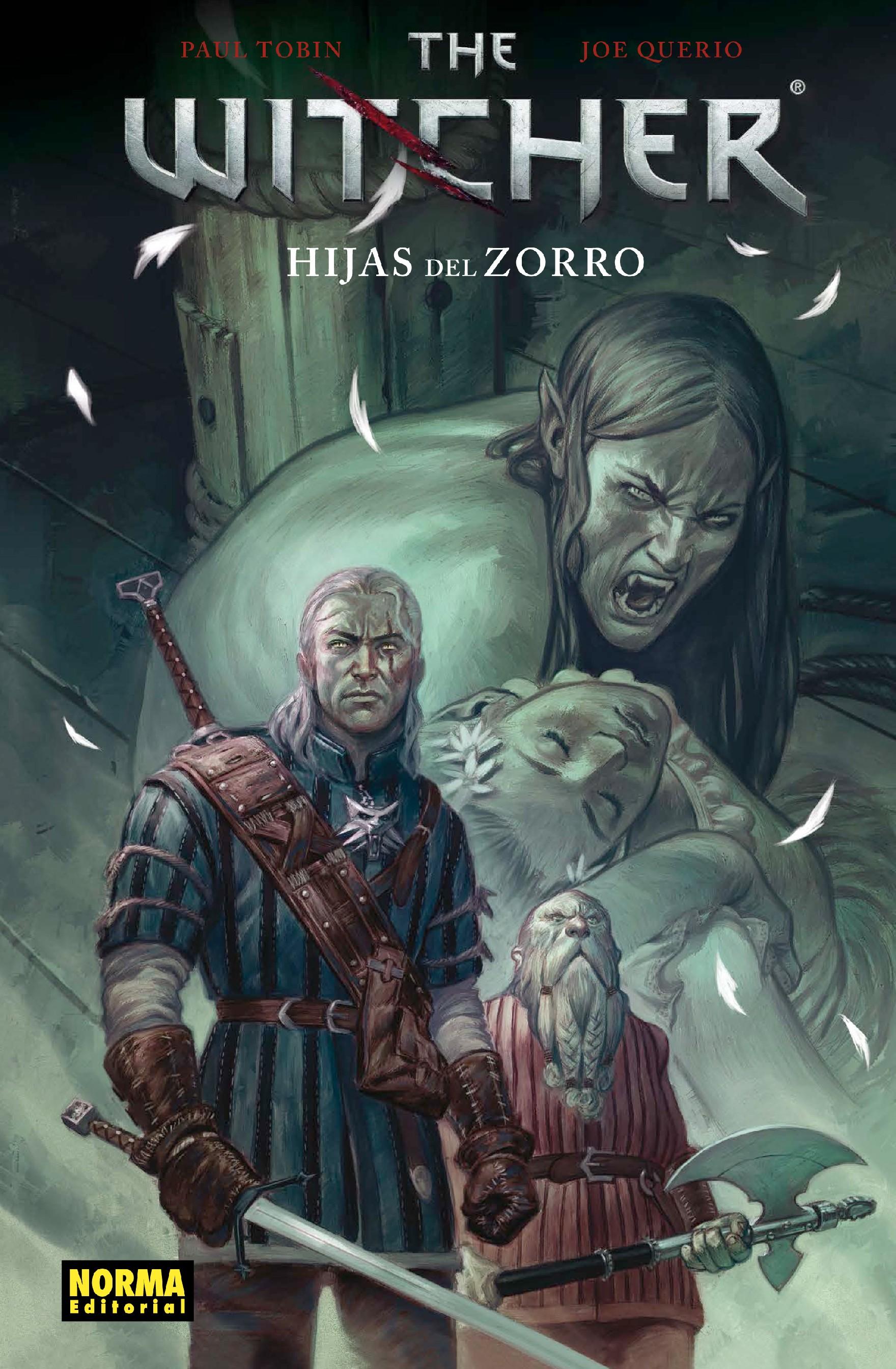 The Witcher 2. Hijas del zorro