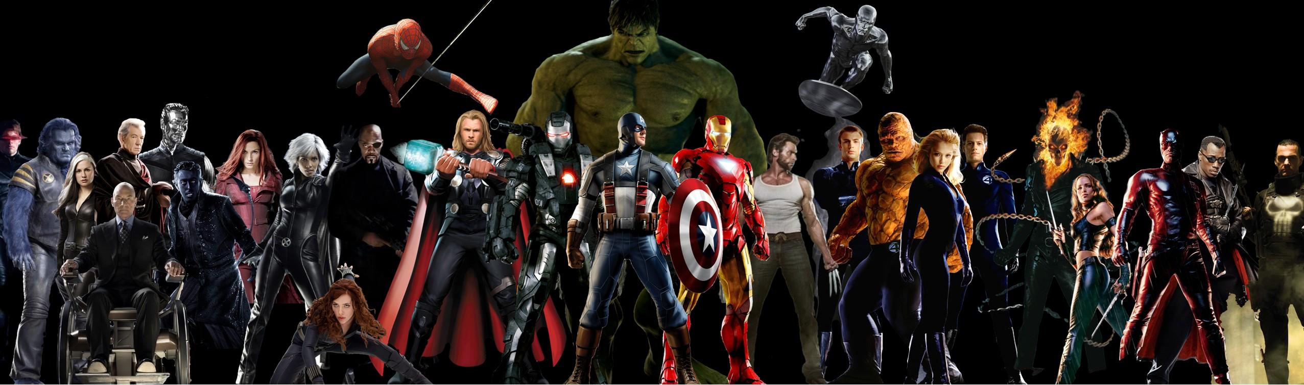 Cosas que no sabías del universo de las películas Marvel