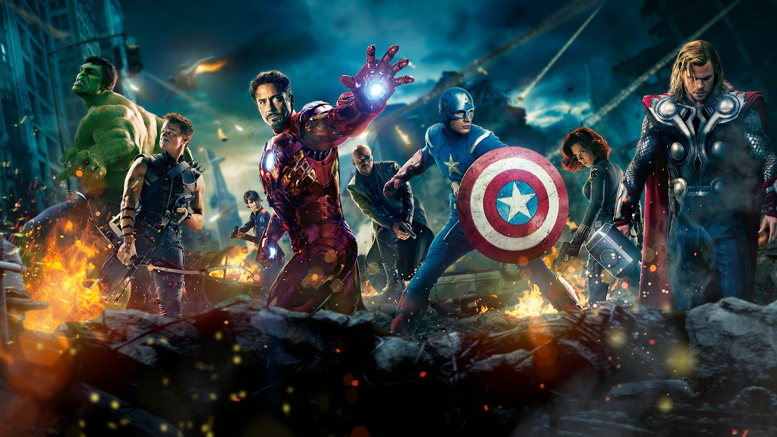 Cosas que no sabías del universo de las películas Marvel 5