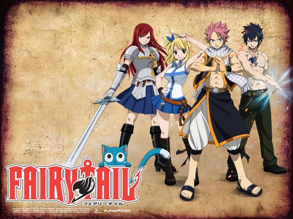 El éxito de Fairy Tail