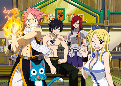 El éxito de Fairy Tail 6