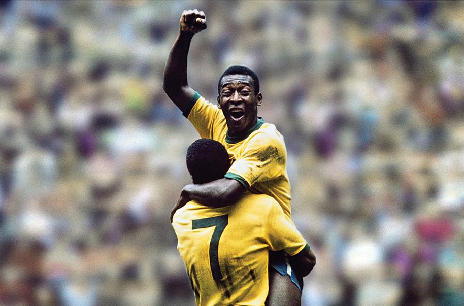 Pelé, la historia de un futbolista 1