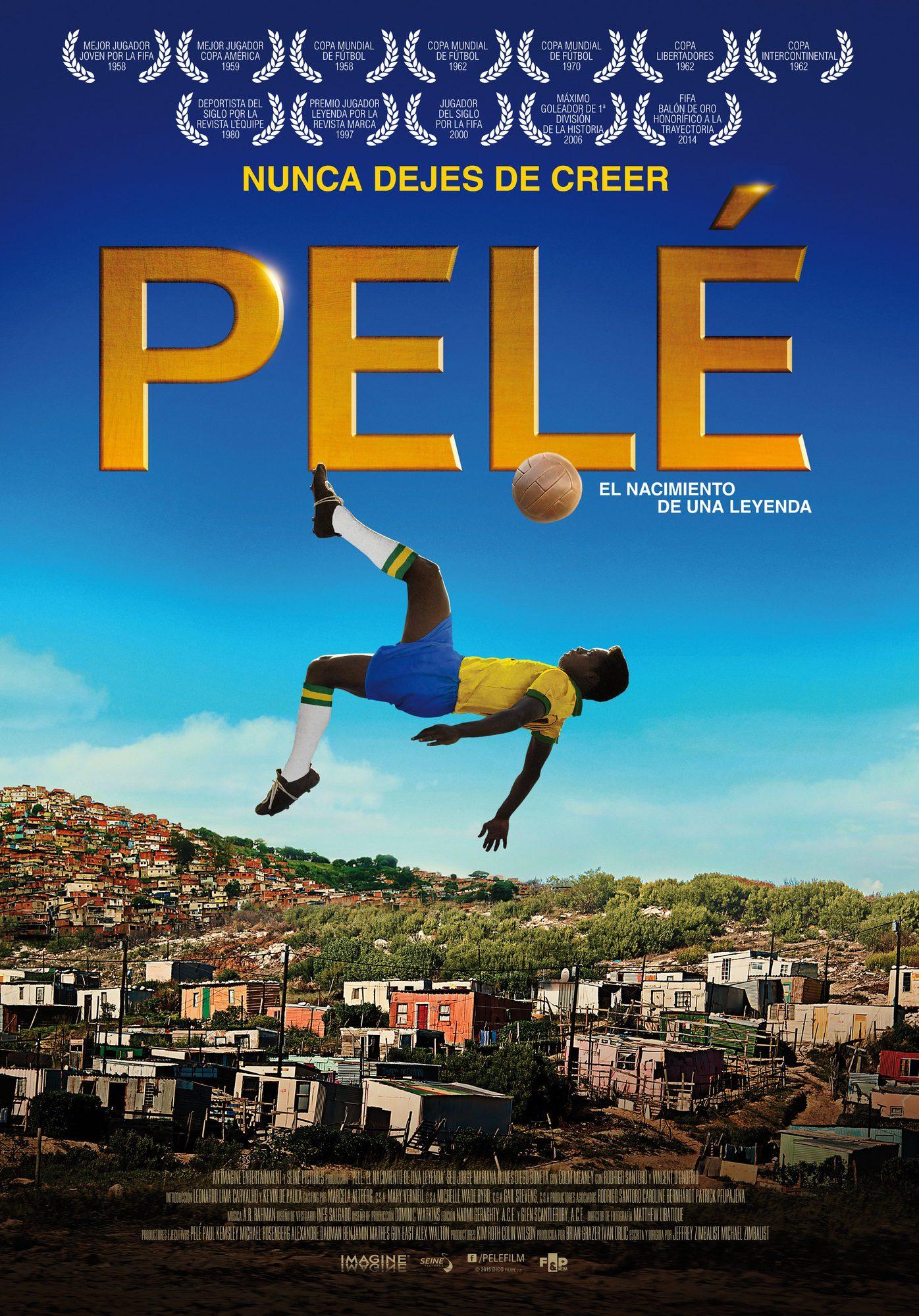 Pelé, la historia de un futbolista 4