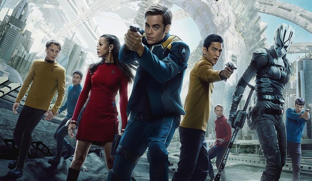 Star Trek: Más allá. La nueva aventura del enterprise