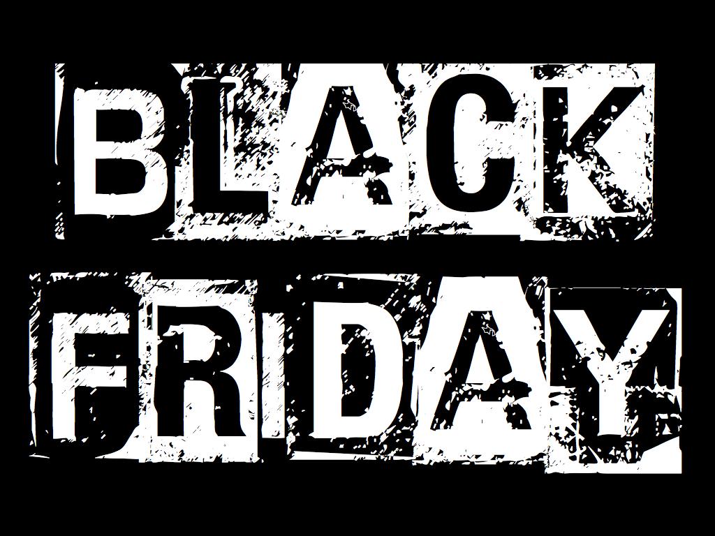 ¿LISTOS PARA EL BLACK FRIDAY?