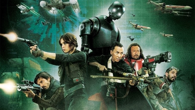 "CRÍTICA DE ""ROGUE ONE UNA HISTORIA DE STAR WARS"" 1"