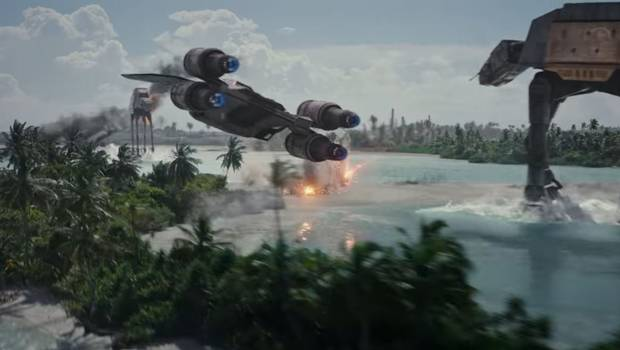 "CRÍTICA DE ""ROGUE ONE UNA HISTORIA DE STAR WARS"" 8"