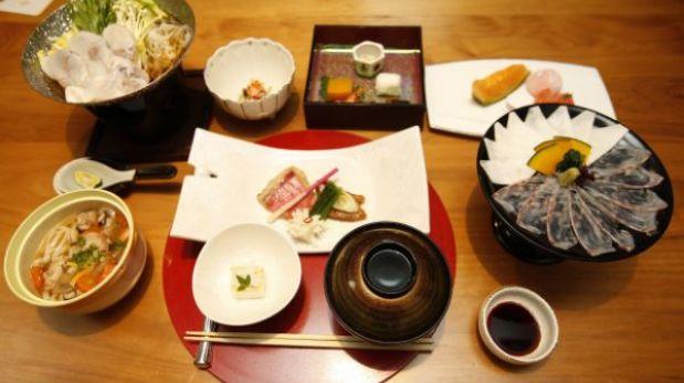 Aqu nuestro top 5 mejores platos de comida japonesa for Mesa japonesa tradicional