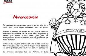 Abraracurcix FB