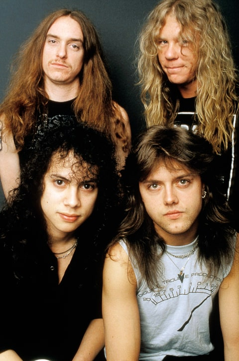 RESEÑA METALLICA BACK TO THE FRONT 5