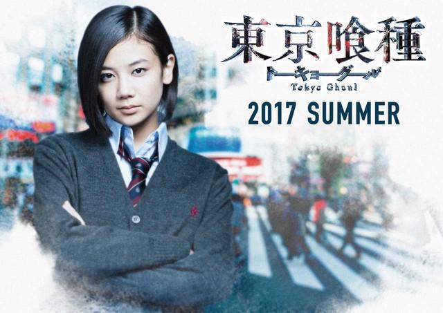 OS PRESENTAMOS EL LIVE-ACTION DE TOKYO GHOUL 2
