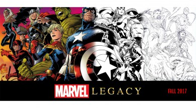 MARVEL COMICS REVELA SU PLAN EDITORIAL PARA MARVEL LEGACY 2