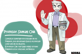 Profesor Oak FB