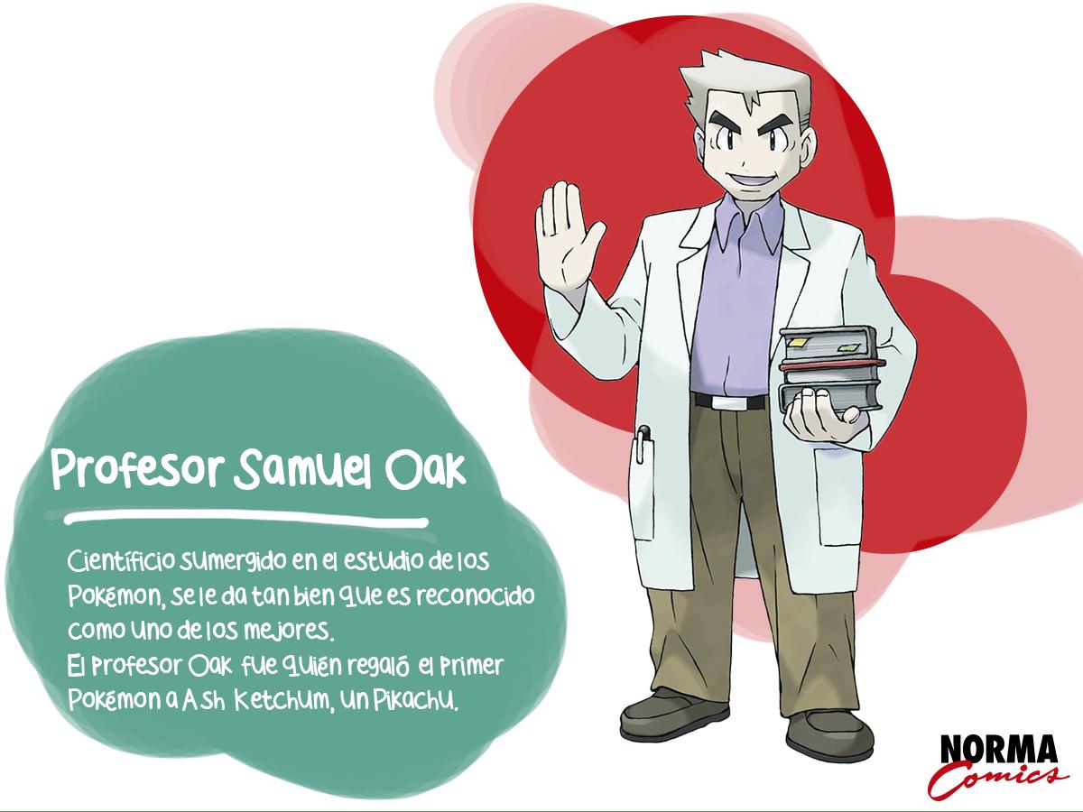 PROFESOR SAMUEL OAK