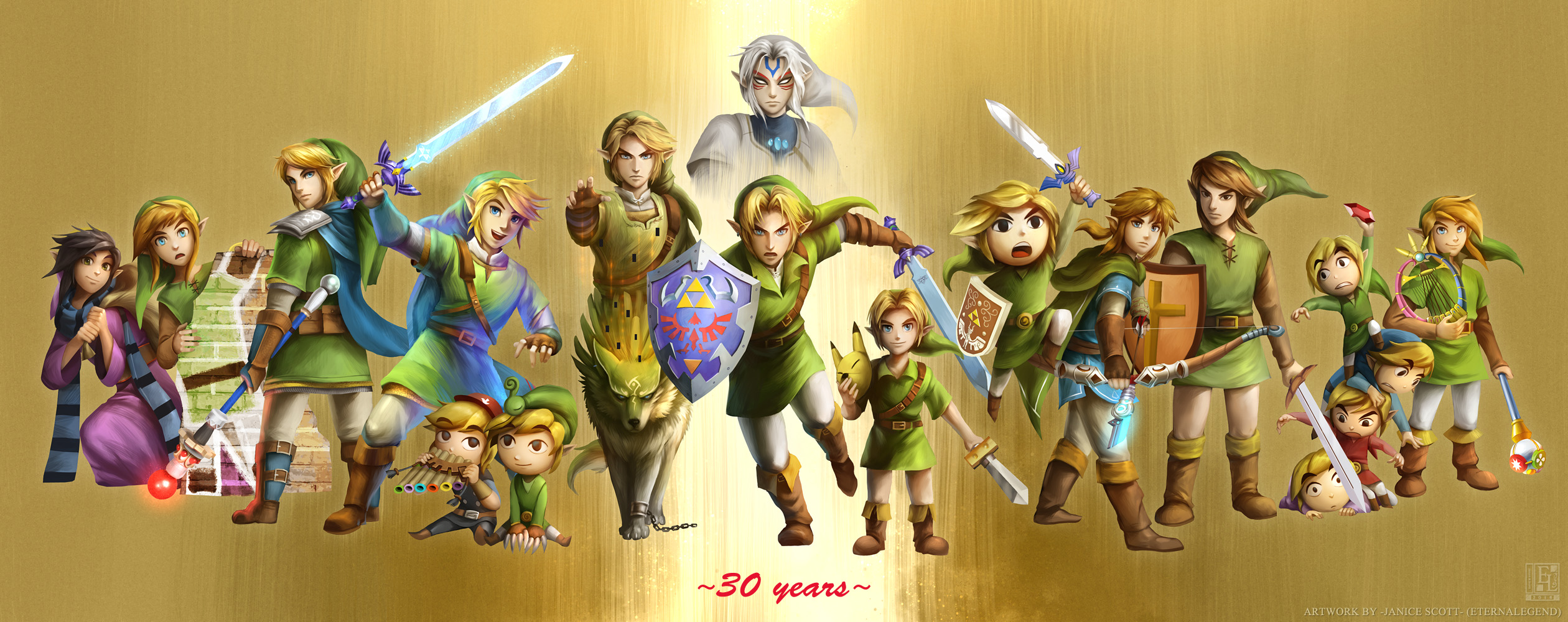 THE LEGEND OF ZELDA: ENCICLOPEDIA, DE NORMA EDITORIAL