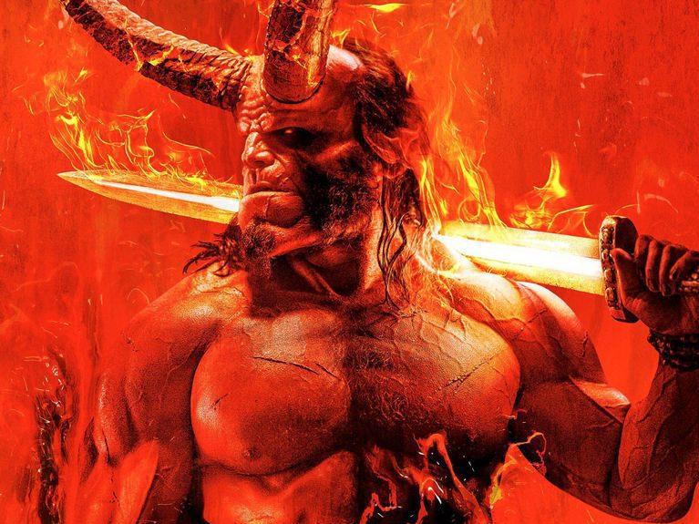 Hellboy, el antihéroe más famoso del mundo cómic estrena película