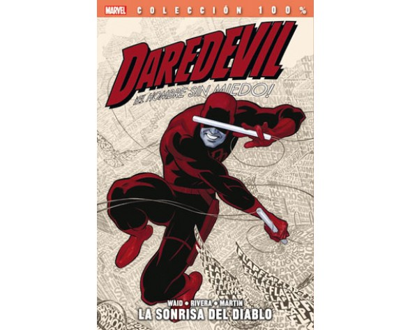 Daredevil Mark Waid