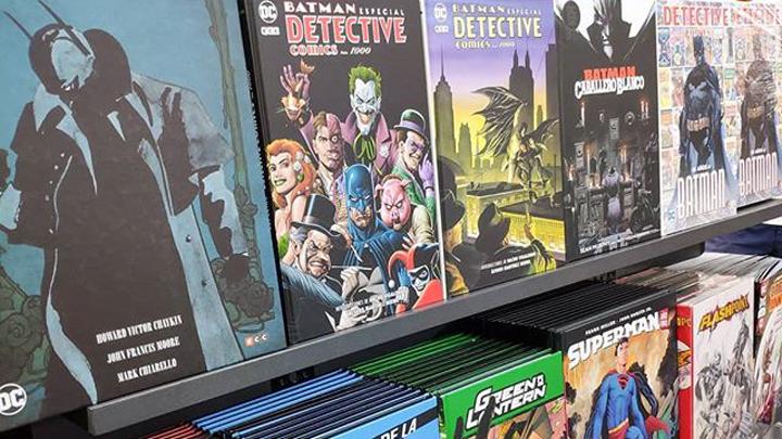 Top 10 cómics DC de la década