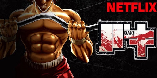 Llega la segunda temporada de Baki a Netflix