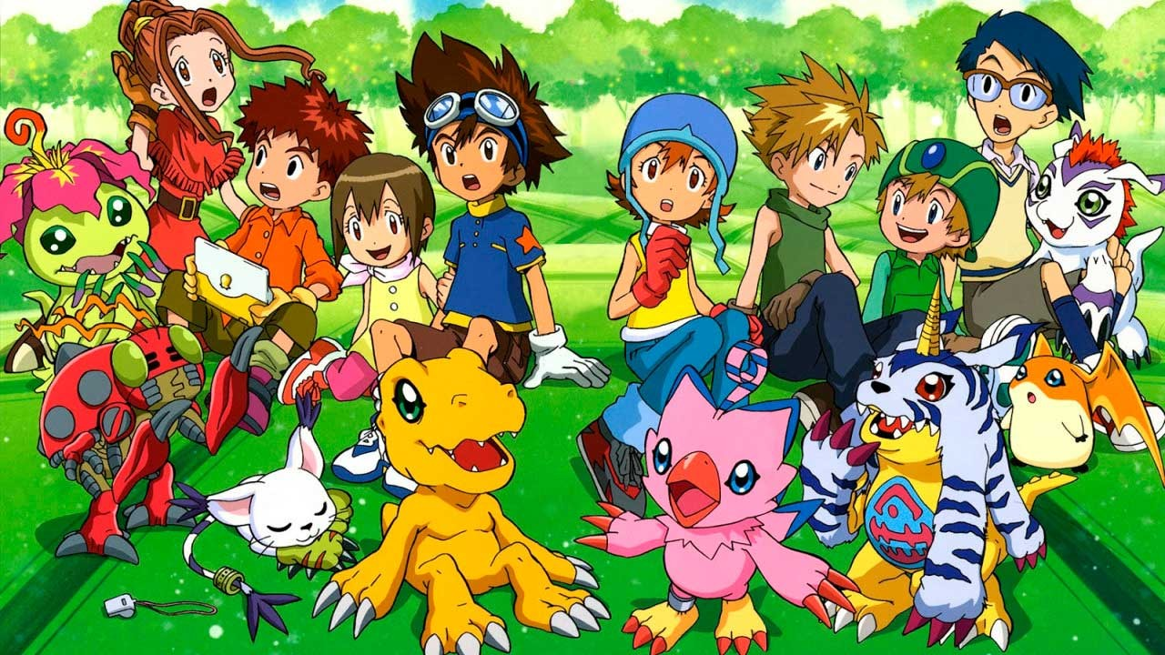 21 años de Digimon