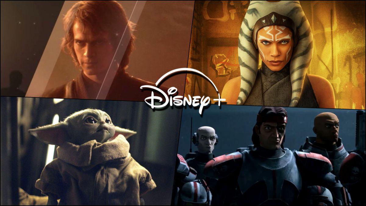 ¿Qué llegará de Star Wars y Marvel a Disney + los próximos años?