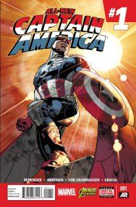Nuevo Capitán América: Hydra Ascendant