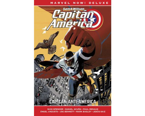 Capitán América: Sam Wilson