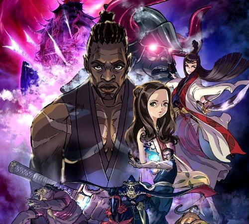 La nueva adaptación de Netflix, Yasuke, el primer samurái negro