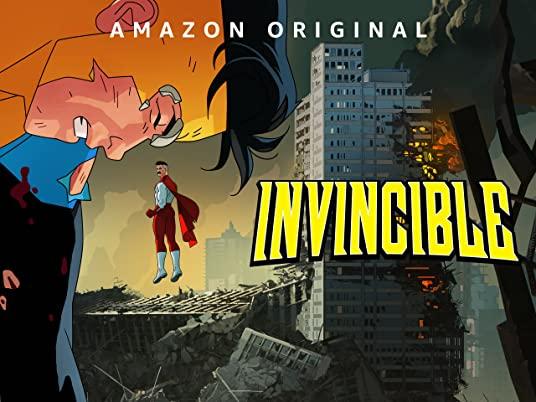 Invincible, la adaptación del Cómic de Robert Kirkman, ya está en Prime