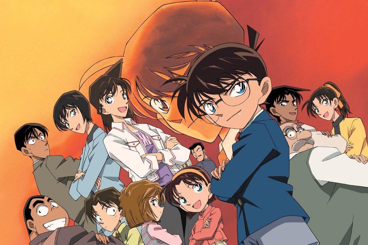 6 curiosidades del Detective Conan
