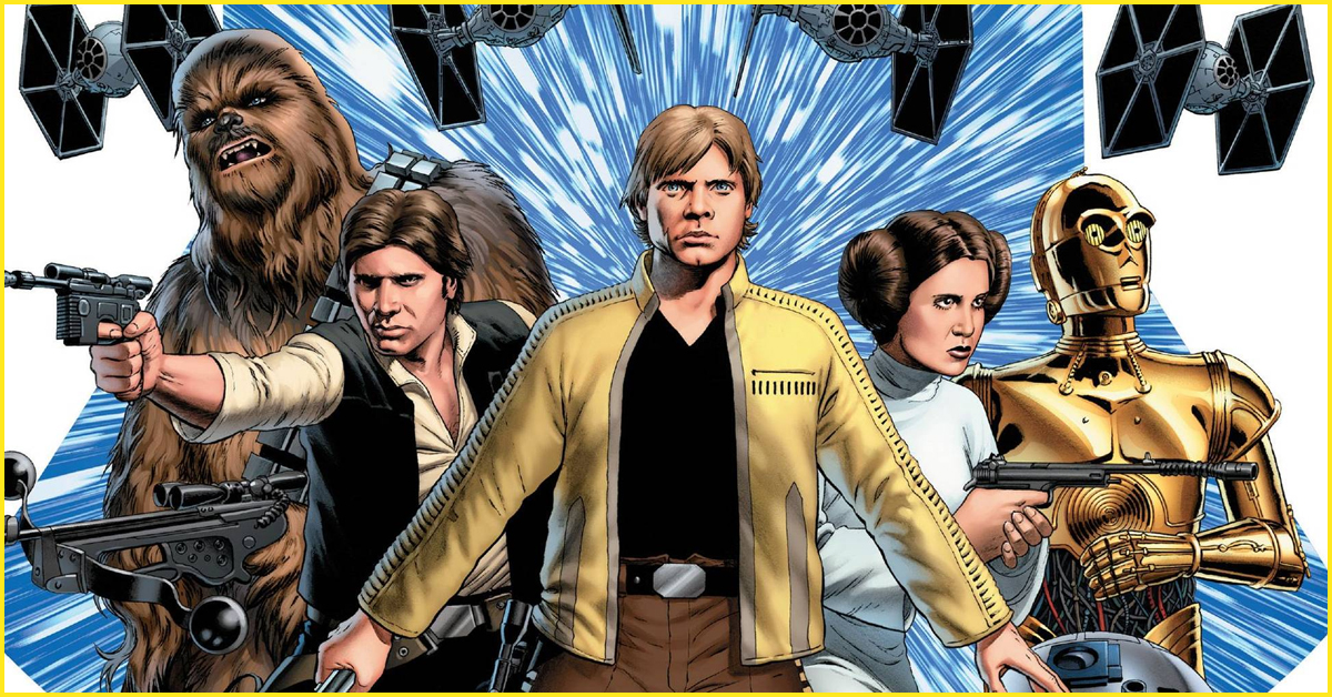 Te traemos la cronología de los mejores cómics canon de Star Wars