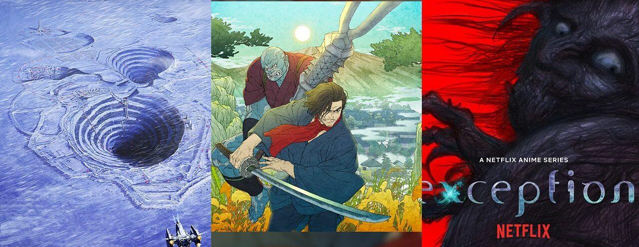 Los nuevos proyectos de Anime de Netflix