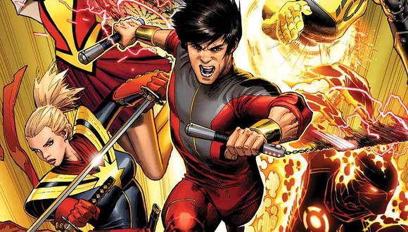 5 cómics de Shang Chi para leer antes de la película
